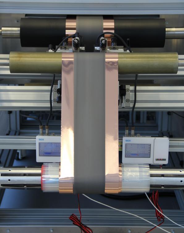 Internal sensor technology for intelligent batteries in renewable designs
