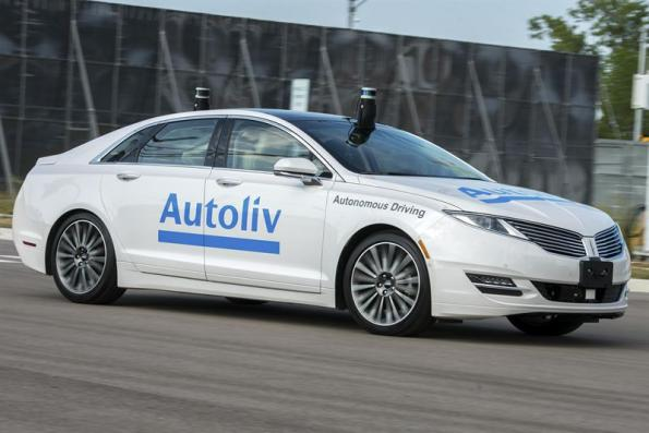 Autoliv buys expertise for Lidar, Time-of-Flight cameras