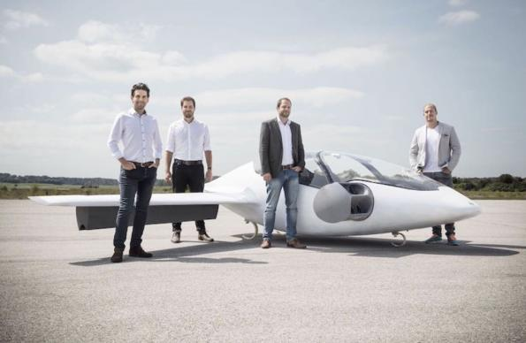 German electric aircraft startup sees $90 million boost