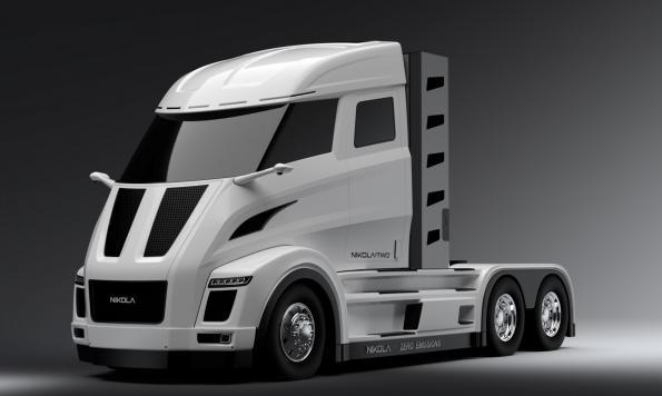 Nikola Motors, Bosch jointly develop electric powertrain for heavy truck