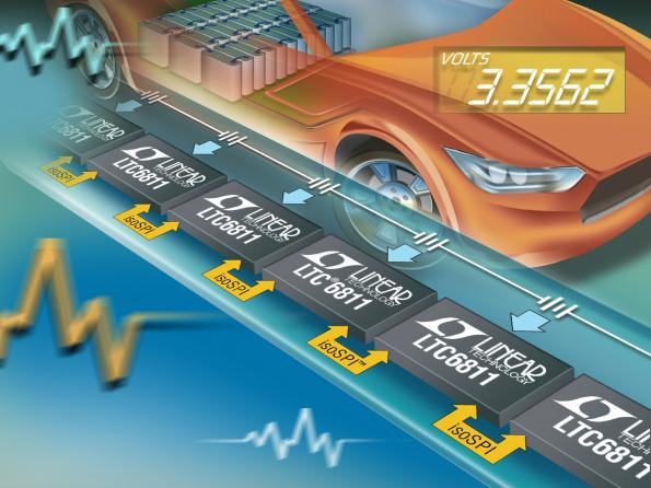 Wireless BMS Highlight Industry's Drive for Higher Reliability