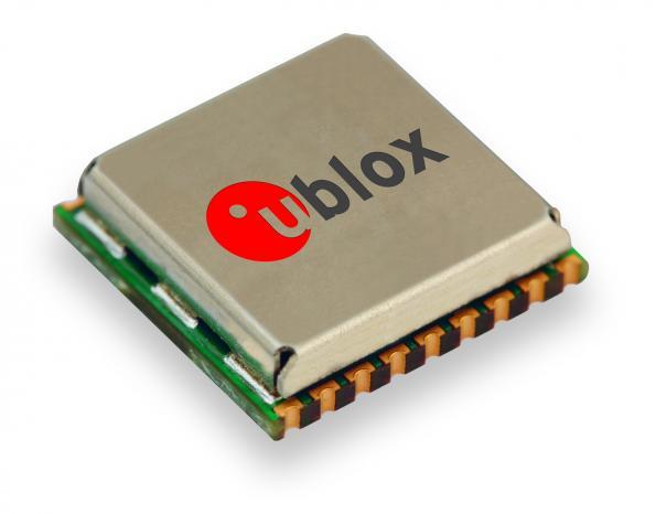 Smallest automotive-grade GNSS module comes from u-blox