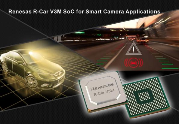 Renesas, Hella Aglaia join forces for camera platform