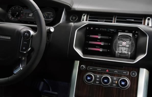 JLR takes Blackberry security inside