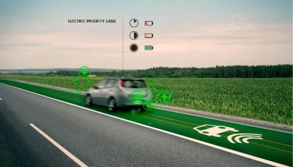 Magnetic concrete could make wireless EV charging affordable