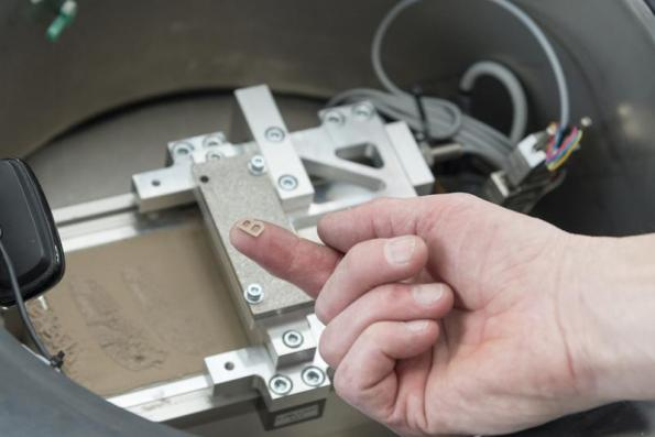 3D printing of metallic objects in zero gravity can save money for space projects