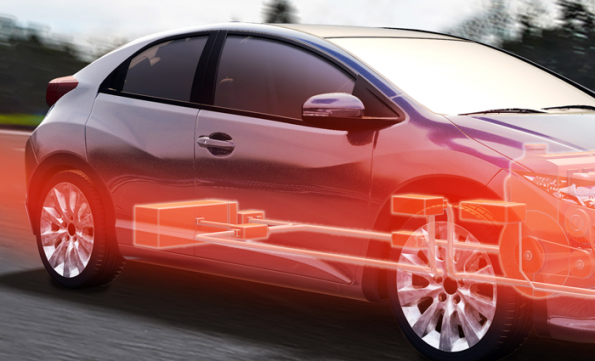 Aptiv opens door to lightweight design in vehicle electrical systems