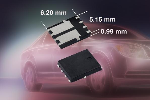Rutronik presents ultra-fast rectifiers from Vishay
