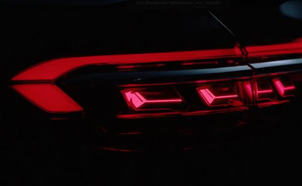Audi picks Hella for OLED rear lights