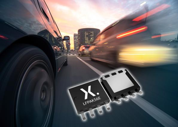Automotive MOSFETs offer high efficiency through very low RDS(on)