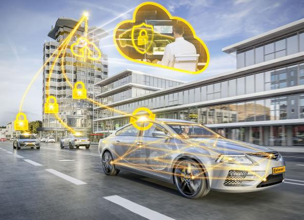 Continental rolls out cyber security services for cars