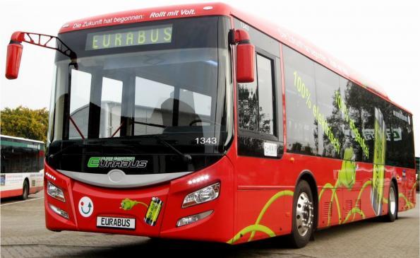 BMZ supplies batteries for 200 million euros to e-bus manufacturer