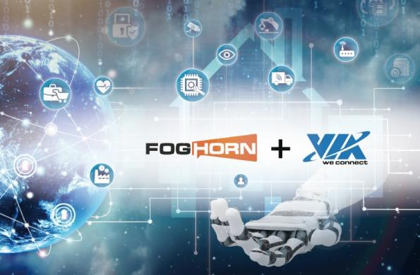 VIA, Foghorn join forces on edge computing