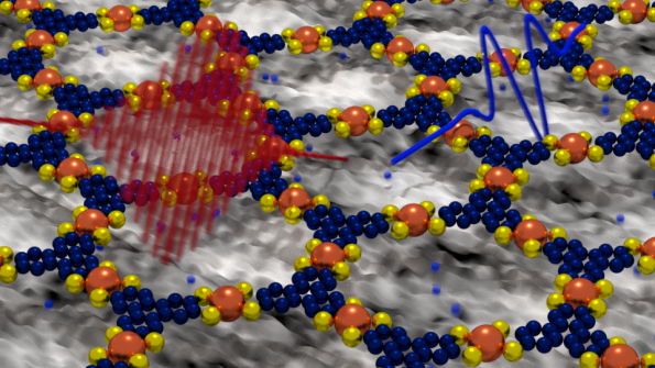 Goodbye, Silicon? On the way to new materials for electronics