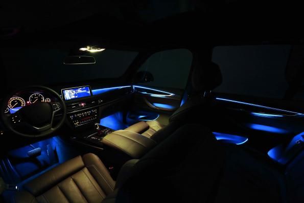 Faurecia, Hella make interior lighting ready for autonomous driving