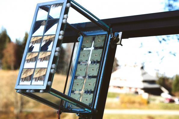 New efficiency record for concentrator photovoltaics: 41.4% module efficiency