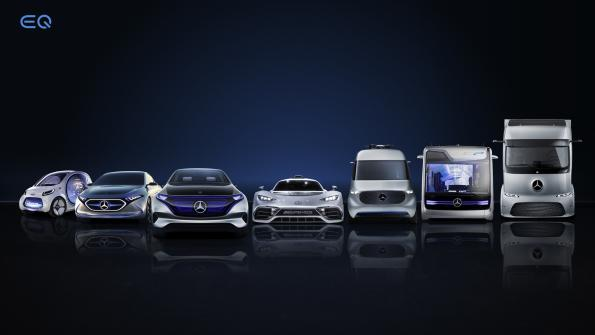 Daimler orders battery cells for e-cars for € 20 billion
