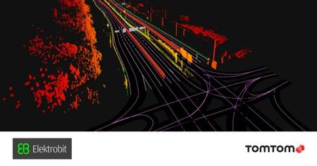 High-definition maps take automated driving to the next level