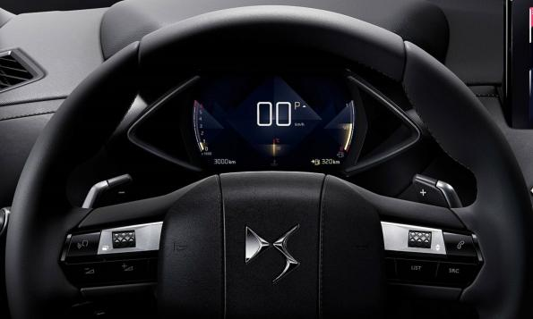 Peugeot-Citroën DS3 SUV gets all-digital cluster from Visteon