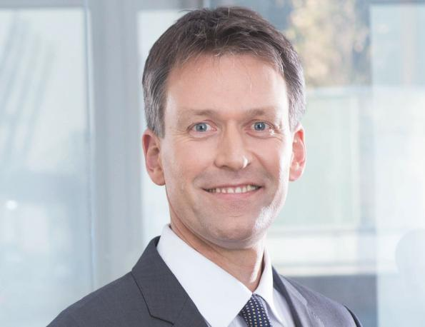 NXP promotes Lars Reger to CTO and SVP Technology