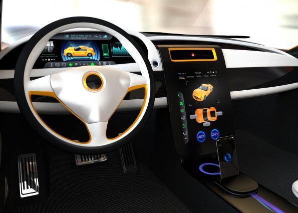 Light guides the way to vehicle ergonomics