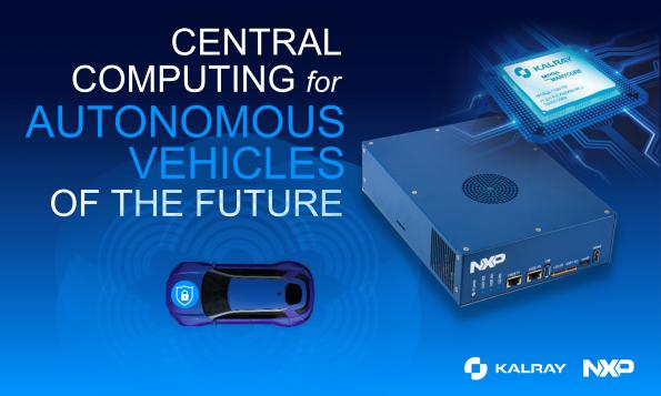 NXP, Kalray defy Nvidia with automotive AI computing platform
