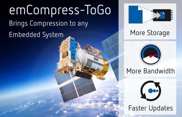 Space-saving algorithm brings compression to even the smallest embedded system
