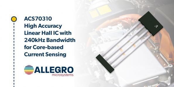 Allegro current sensor