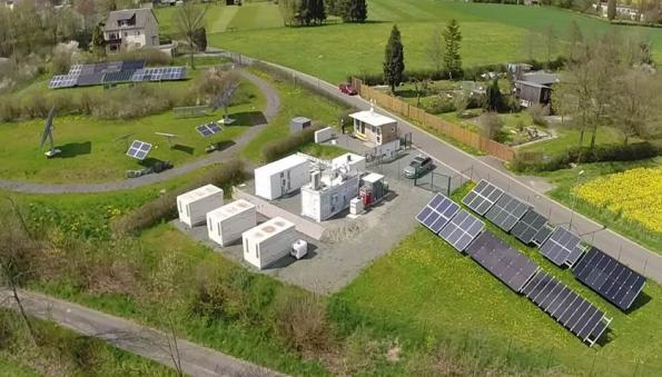 Covalion, Hydrogenious jointly test innovative hydrogen storage technology