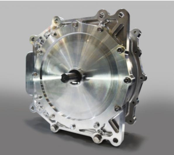 Nidec introduces wheel hub motor