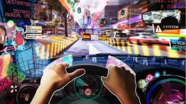Augmented Reality: A growth market for automotive electronics
