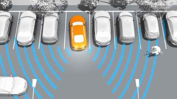 Smart city monitoring system eases parking frustrations