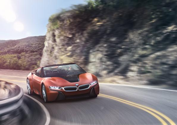 Will BMW take on Uber with self-driving cars?