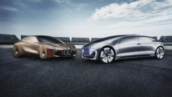 BMW, Daimler join forces for automated driving technologies