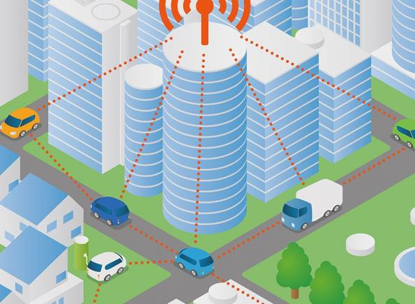 Bosch, Huawei and Vodafone testing LTE-V2X