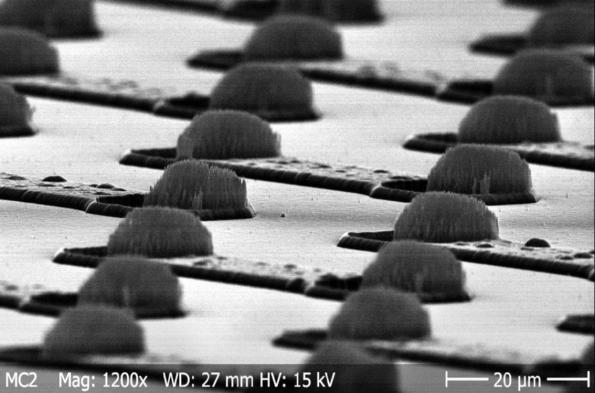 Swedish startup to shrink IC packaging with carbon nanofibers