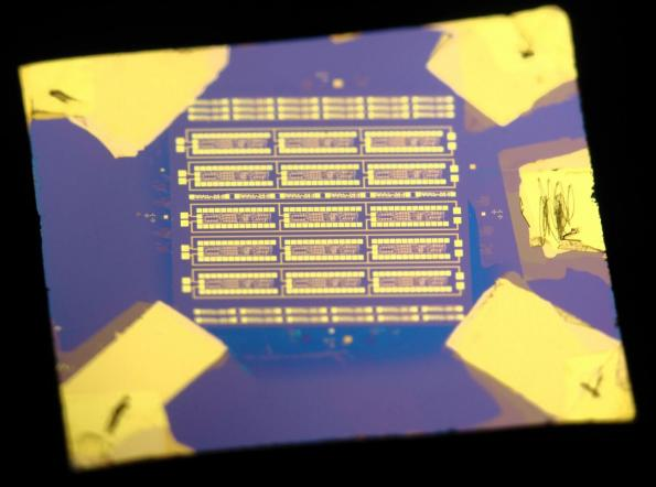 Building flexible microprocessors from 2D-material transistors