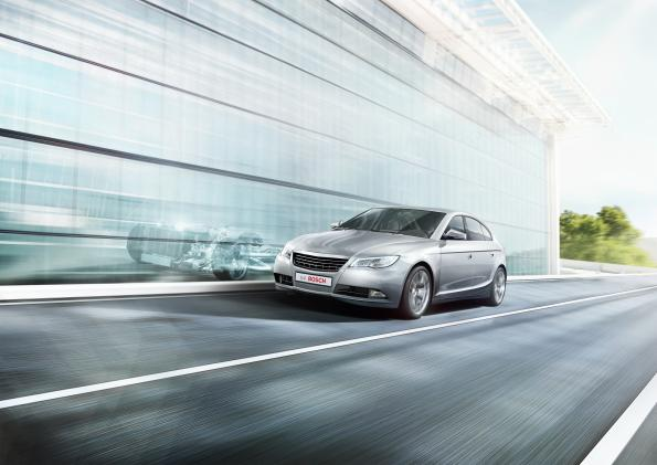 Bosch adjusts course for future mobility requirements