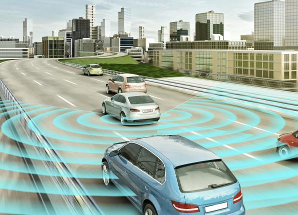 Self-Driving Cars Rev CPUs