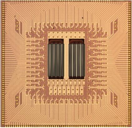 Voltage regulators stacked in 3-D