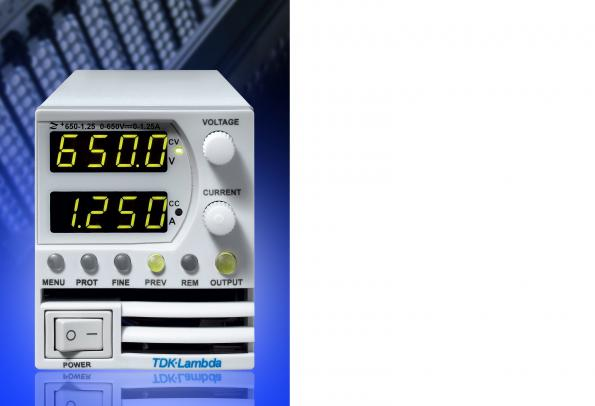 800W high-voltage programmable DC power supply