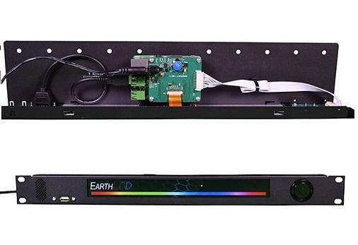 Open source, 1U rack mount internet appliance, based on