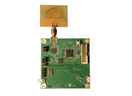 Two-way ranging, real-time location evaluation kit