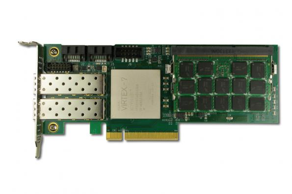 Xilinx FPGA features in OpenPOWER-based CAPI acceleration kit