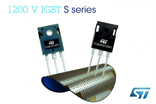 1200V IGBTs optimise low-frequency hard switching, to 8 kHz