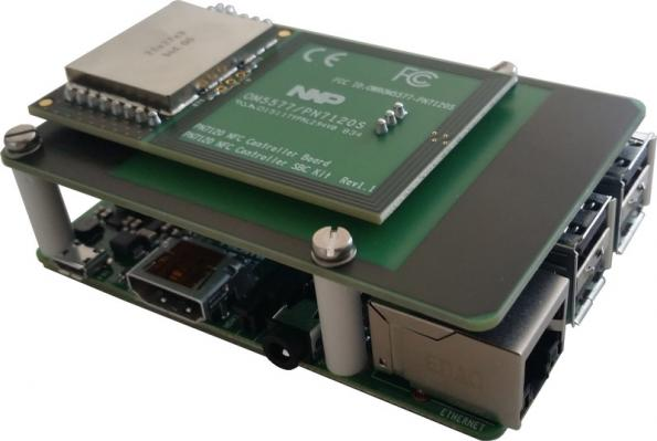 Plug & Play NFC package for Linux and Android device development