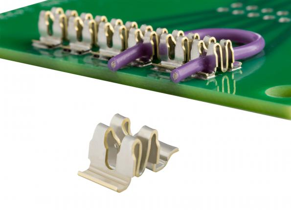 Simplest Wire To PCB IDC Connector Is Reliable And Easy Install Distributor