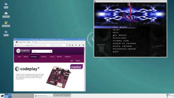 Debian 8 distribution for Imagination's Creator Ci20 board