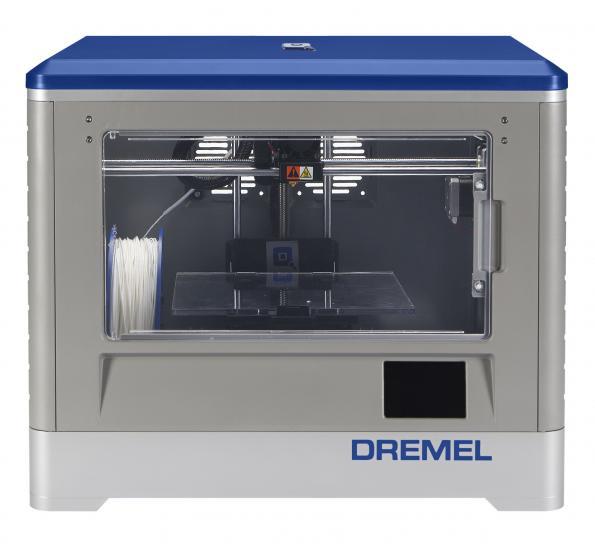 Compact 3D printers address novice users