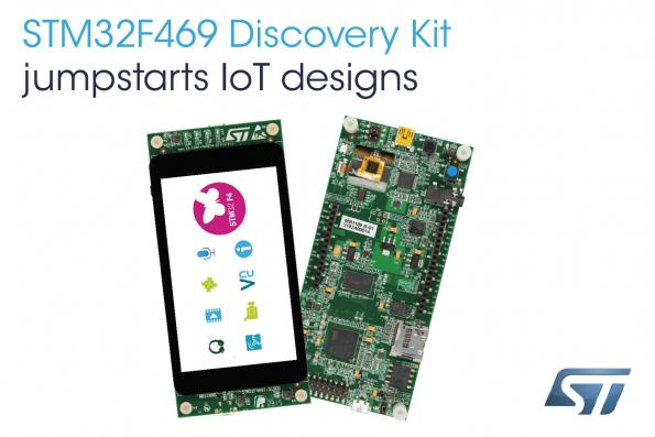 ST details support package for MIPI-DSI-enabled STM32 MCUs